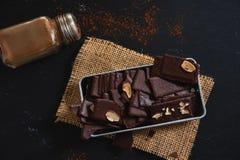 Brownie Crisps fotos de stock