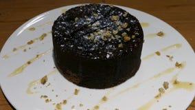 Brownie del cioccolato archivi video