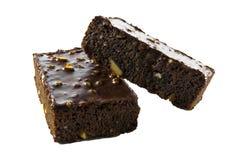 Brownie. Stock Photo