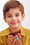 Brownie Kid. Stock Photography