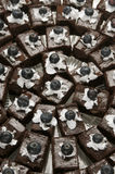 Brownie Party Food Tray Royalty Free Stock Images