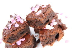 Brownie Royalty Free Stock Photography