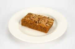 Brownie tea flavor Stock Images