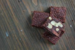 Brownie Stock Photos