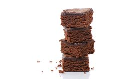 Brownie Tower Royalty Free Stock Image