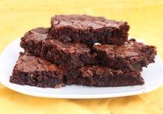 Brownies Imagem de Stock