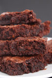 Brownies Stock Fotografie