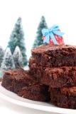 Brownies royalty free stock photos