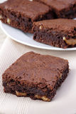 Brownies Stock Photo