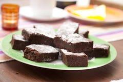 Brownies Stock Photos