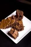 Brownies! stock image