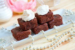 Brownies Royalty Free Stock Image