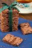 Brownies Stock Foto's