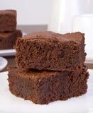 Brownies Στοκ εικόνες με δικαίωμα ελεύθερης χρήσης
