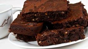 Brownies stock footage
