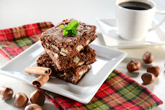 Brownies Stock Photos