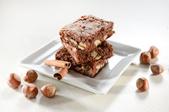 Brownies Royalty Free Stock Photos