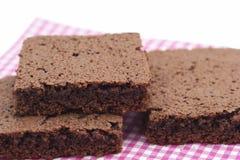 Brownies Royalty-vrije Stock Foto