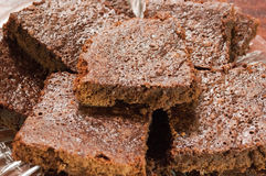 Brownies 3 Stock Afbeeldingen
