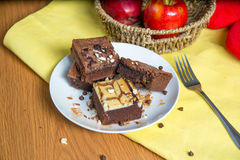 Brownies 3 Stock Images