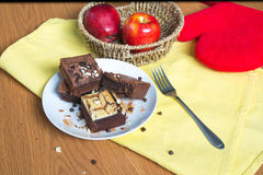 Brownies 2 Royalty Free Stock Photography