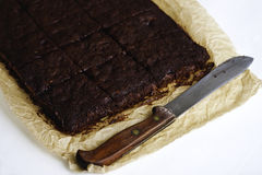 Brownies Stock Photography