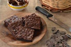 Brownies Stock Image