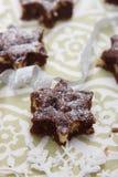 Brownies deliciosas Imagem de Stock