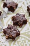 Brownies deliciosas Foto de Stock
