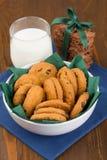 Brownies en andere koekjes Royalty-vrije Stock Foto's