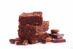 Brownies Royalty Free Stock Photography