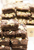 Brownies Stock Photo