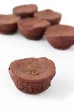 Brownies pequenas Fotos de Stock