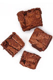 Brownies royalty free stock image