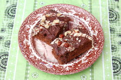 Brownies Stock Images