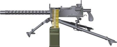Free Browning Heavy Machine Gun Stock Photos - 163496603