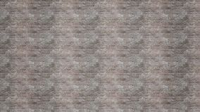 Brownish-gray brick wall texture grunge background Royalty Free Stock Photography