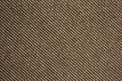 Brownish jeans texture Stock Photo