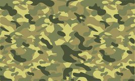 Brownish Military Camouflage Background Royalty Free Stock Images