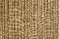 Brownish Sack background Royalty Free Stock Images