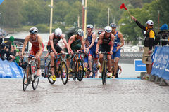 Brownlee brothers and others, cycle, transition Royalty Free Stock Photos