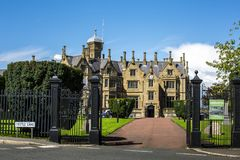 Brownlow House Lurgan Co.armagh North Ireland Royalty Free Stock Photos