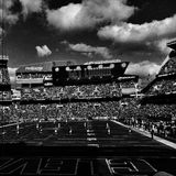Browns Sunday at First Energy. First Energy Stadium, officially FirstEnergy Stadium, Home of the Cleveland Browns and previously known as Cleveland Browns royalty free stock image