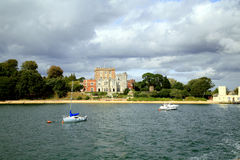 Brownsea Island Castle, Poole. Royalty Free Stock Photography