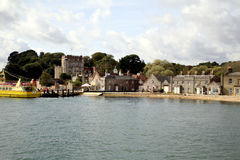 Brownsea Island, Poole, Doset. Stock Photography