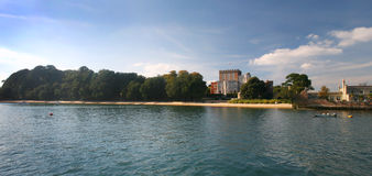 Brownsea Island - Poole Harbour Royalty Free Stock Images