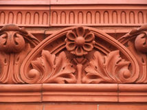 Brownstone Detail Stock Image