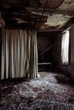 Brownsville-Allgemeinkrankenhaus - Brownsville, Pennsylvania Lizenzfreie Stockfotografie