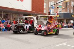 Grand International Parade royalty free stock photos