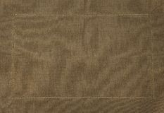 Browny Textile Background Royalty Free Stock Image